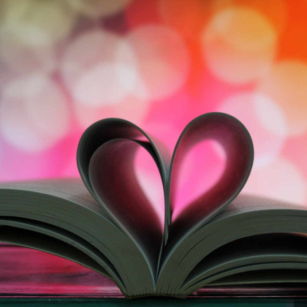 Love story books